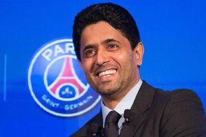 Nasser Al-Khelaifi từ tay vợt kém danh tiếng đến ông chủ PSG