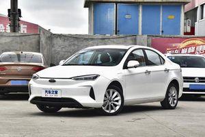 JAC iEVA5 - sedan điện từ 467 triệu đồng, chạy 400 km/lần sạc