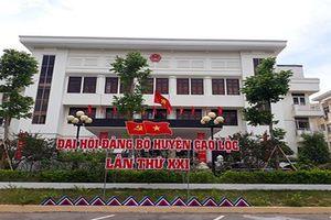 Huyện Cao Lộc (Lạng Sơn) thực hiện tốt công tác phòng, chống dịch Covid-19