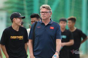 HLV U19 Việt Nam: 'Tôi và HLV Park Hang Seo đều ngắm đến World Cup 2026'