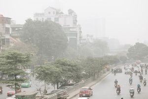 Hà Nội, chất lượng không khí phụ thuộc lớn vào sự thay đổi của thời tiết