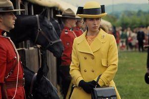 Thời trang khó 'đụng hàng' suốt 70 năm của Công chúa Hoàng gia Anh Anne