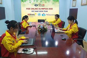 Giải cờ vua Olympiad online 2020: Đội tuyển cờ vua Việt Nam bị loại ở vòng bảng