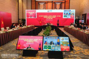 Khai mạc Hội nghị Bộ trưởng Kinh tế CLMV lần thứ 12