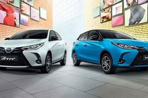 Bộ đôi Toyota Vios và Yaris 2020 ra mắt Thái Lan, sẽ về Việt Nam sớm