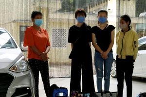 Phá đường dây đưa phụ nữ mang thai sang Trung Quốc để bán trẻ sơ sinh