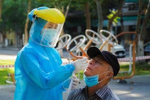 Đà Nẵng: Thêm 5 ca mắc COVID-19 trong gia đình bệnh nhân 1017