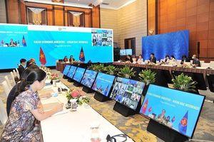 ASEAN chủ động kế hoạch khôi phục kinh tế