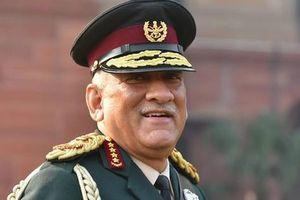 Tướng Ấn Độ cảnh báo Trung Quốc: Đàm phán không xong thì tới quân sự!