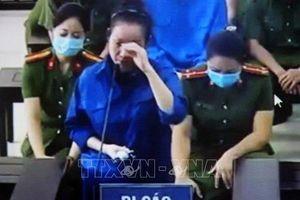Vợ chồng Dương - Đường hầu tòa