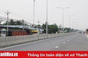 Nâng cấp một số tuyến đường trên địa bàn huyện Ngọc Lặc lên đường tỉnh