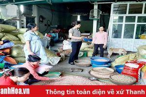 Hội LHPN huyện Hà Trung: Gắn phong trào thi đua yêu nước với nâng cao đời sống hội viên