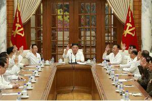 Ông Kim họp khẩn Bộ Chính trị để ứng phó bão Bavi