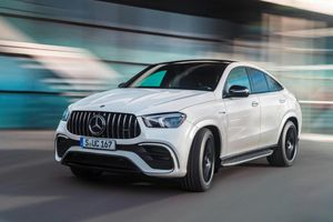 Mercedes-AMG GLE63 S Coupe 2021 ra mắt, giá từ 116.000 USD