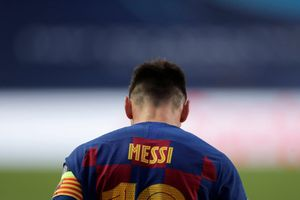 Bản fax của Messi là lời chia tay
