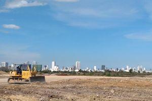 Chưa được giao đất, chủ khu đô thị sinh thái ở Khánh Hòa đã ồ ạt san lấp