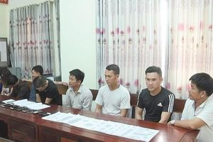 Một giám đốc ở Hà Tĩnh bị bắt vì đánh bạc gần 150 triệu đồng