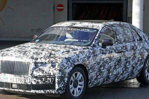 Rolls-Royce Ghost 2021 sẽ ra mắt trực tuyến vào đầu tháng tới