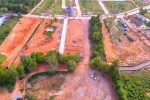 Hàng loạt lãnh đạo ở Kiên Giang bị kiểm điểm do sai phạm đất đai