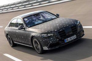 Mercedes-Benz S-Class 2021 sẽ có phiên bản hybrid 'không tưởng' mạnh tới 800 mã lực