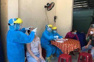 Đường đi của 7 ca bệnh mới ở Đà Nẵng, trong đó có 5 người cùng gia đình