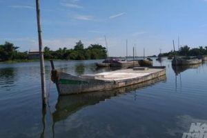 Quảng Trị: Nuôi cá 'lồng thuyền' thích ứng biến đổi khí hậu