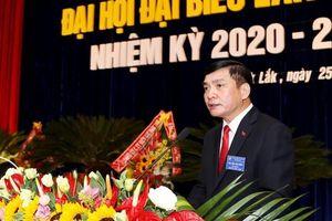 Đảng bộ Khối các cơ quan và doanh nghiệp tỉnh Đắk Lắk phấn đấu hàng năm có trên 85% doanh nghiệp có lãi