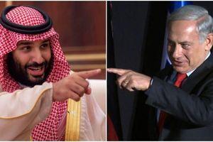 Thái tử Saudi Arabia hủy cuộc gặp bí mật với Thủ tướng Israel