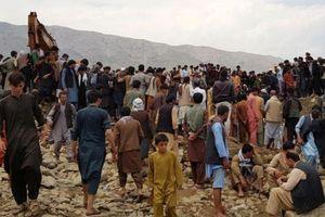 Các địa phương tại Afghanistan chịu thiệt hại nặng nề do lũ quét