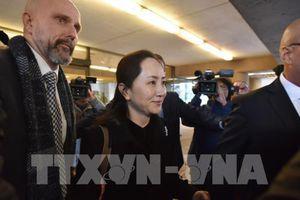 Tòa án Canada bác yêu cầu của CFO Huawei về tiếp cận các tài liệu