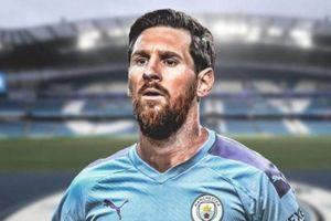 'Messi là mảnh ghép hoàn hảo cho Man City'