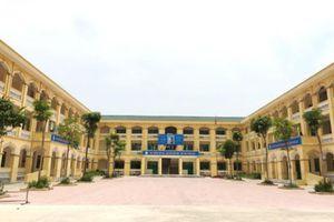 Huyện Sóc Sơn bố trí gần 1.449 tỷ đồng chuẩn bị điều kiện trường lớp cho năm học mới