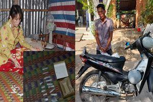 BĐBP Sóc Trăng triệt phá đường dây mua bán ma túy đá trên địa bàn huyện Trần Đề