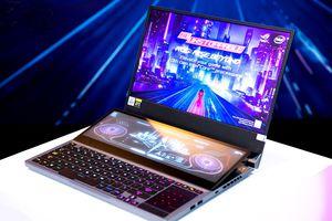 ROG Zephyrus Duo 15 – laptop gaming 2 màn hình 'cực độc' ra mắt tại Việt Nam