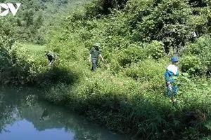 Đã tìm thấy thi thể người đàn ông bị lũ cuốn ở Cao Bằng