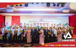 Đại hội đại biểu Đảng bộ Tổng công ty Thép Việt Nam-CTCP lần thứ III