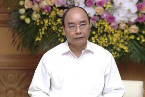Thủ tướng Nguyễn Xuân Phúc: Không để đứt gãy nền kinh tế là một cố gắng rất lớn