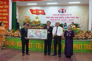 Xây dựng huyện đạt chuẩn Nông thôn mới và định hướng đầu tư phát triển lên thị xã Lấp Vò