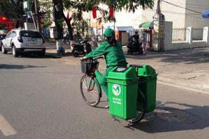 Hải Phòng: Thu gom xử lý rác thải, đảm bảo mỹ quan đô thị thành phố