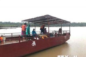 Vụ lật thuyền trên sông Sê San: Tìm thấy thi thể nạn nhân mất tích