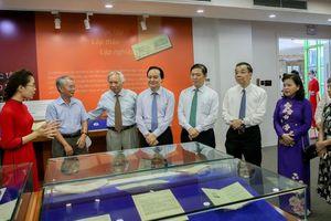 Lần đầu tiên trưng bày các công trình khoa học đạt Giải thưởng Hồ Chí Minh