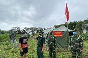 Kịp thời ngăn chặn 2 công dân xuất cảnh trái phép sang Lào