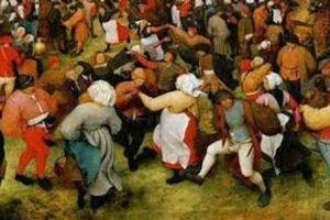 Khám phá 'bệnh dịch' nhảy múa cuồng loạn đến chết ở Pháp 500 năm trước