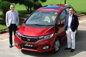Honda Jazz 2020 giá 230 triệu đồng, dân Việt 'phát thèm'