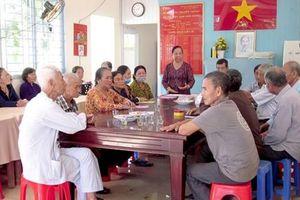 Hết lòng chăm lo người cao tuổi