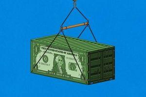 Sự phụ thuộc của thương mại toàn cầu và một triển vọng phá bỏ ngôi vua của USD