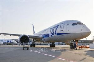 Boeing phát hiện lỗi kỹ thuật trên thân một số máy bay 787