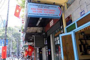 Khám phá dấu tích xưa của lực lượng Biệt động Sài Gòn