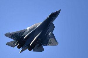 Hé lộ kế hoạch tiếp nhận Su-57 của quân đội Nga