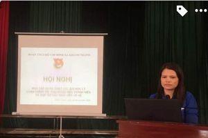 Nghệ An: Đoàn xã Khánh Thành (Yên Thành) tổ chức hội nghị và gặp gỡ các sinh viên về sinh hoạt hè
